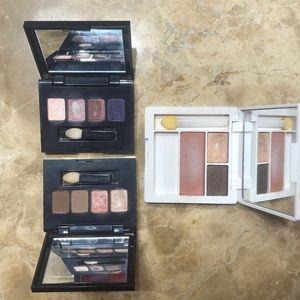 Estée Lauder, Clinique eyeshadow mirror palettes